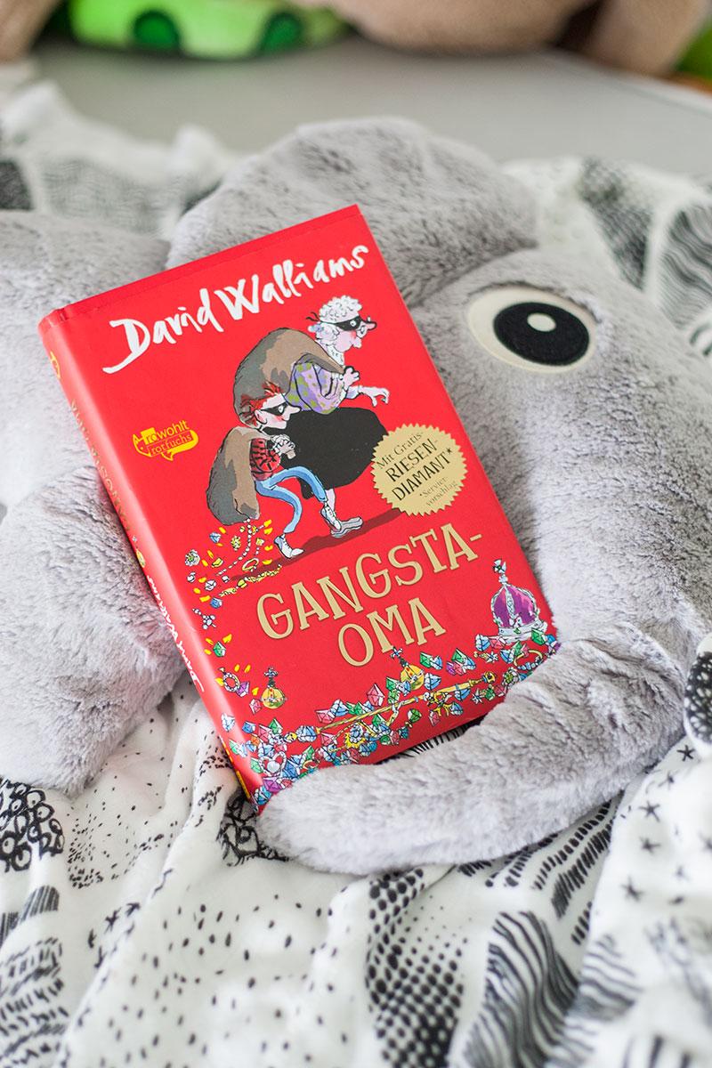 Kinderbücher - Gangsteroma