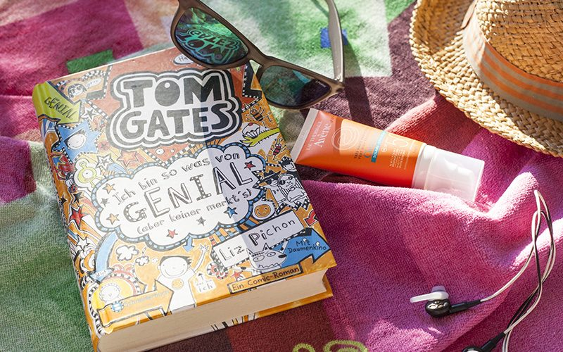 tom gates kinderbuch