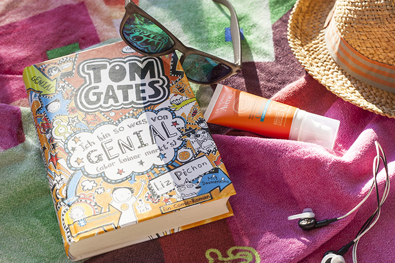tom gates kinderbuch