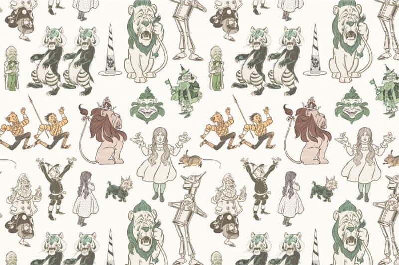wallpaper wizard of oz
