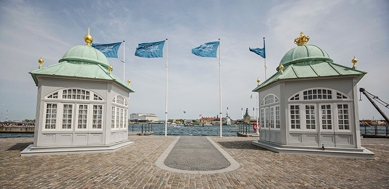 Tipps für Kopenhagen - Hafen
