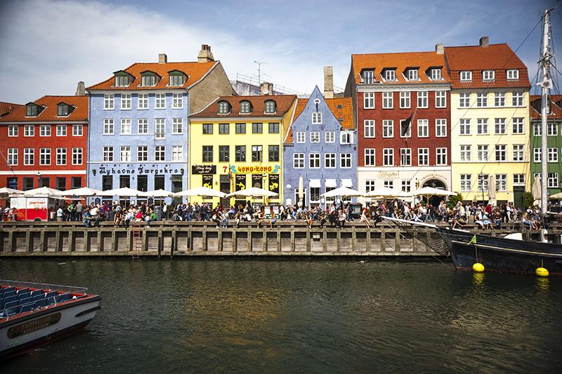 Tipps für Kopenhagen - nyhavn