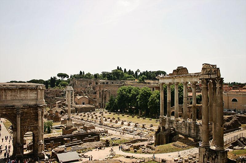 Rom Reise Tipps Forum Romanum