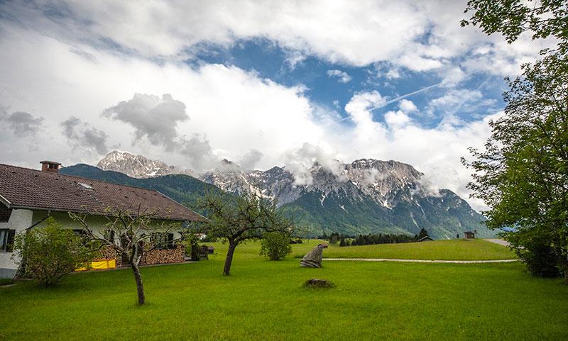 Goasalm Zugspitz Region