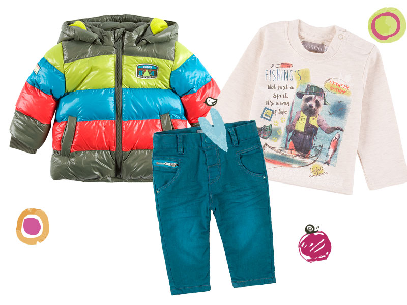 boboli outfit jungs 0-4jahre