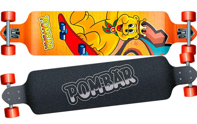 pombaer longboard