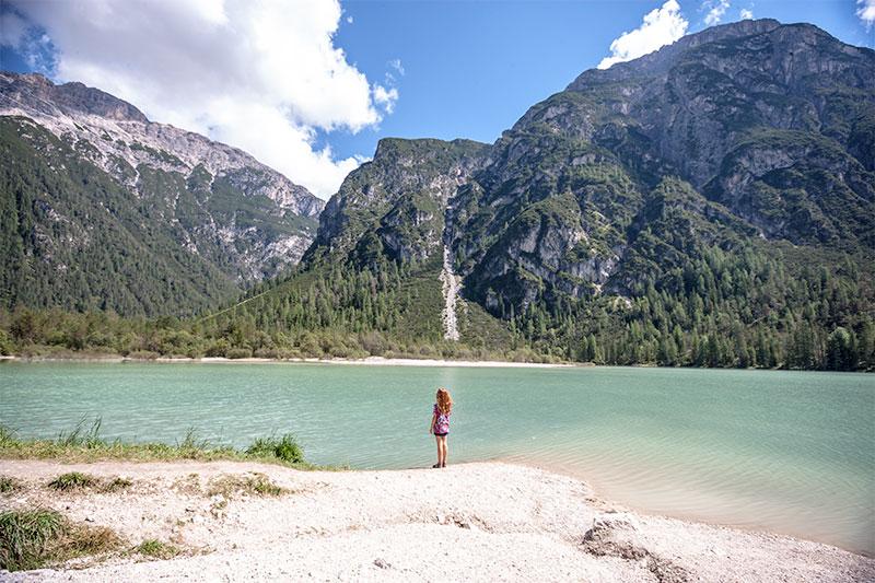 Urlaub in Südtirol - Dürrensee