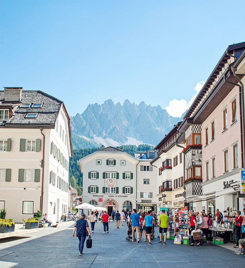Urlaub in Südtirol - Innichen