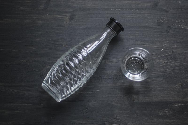 sodaclub wasser trinken Detox