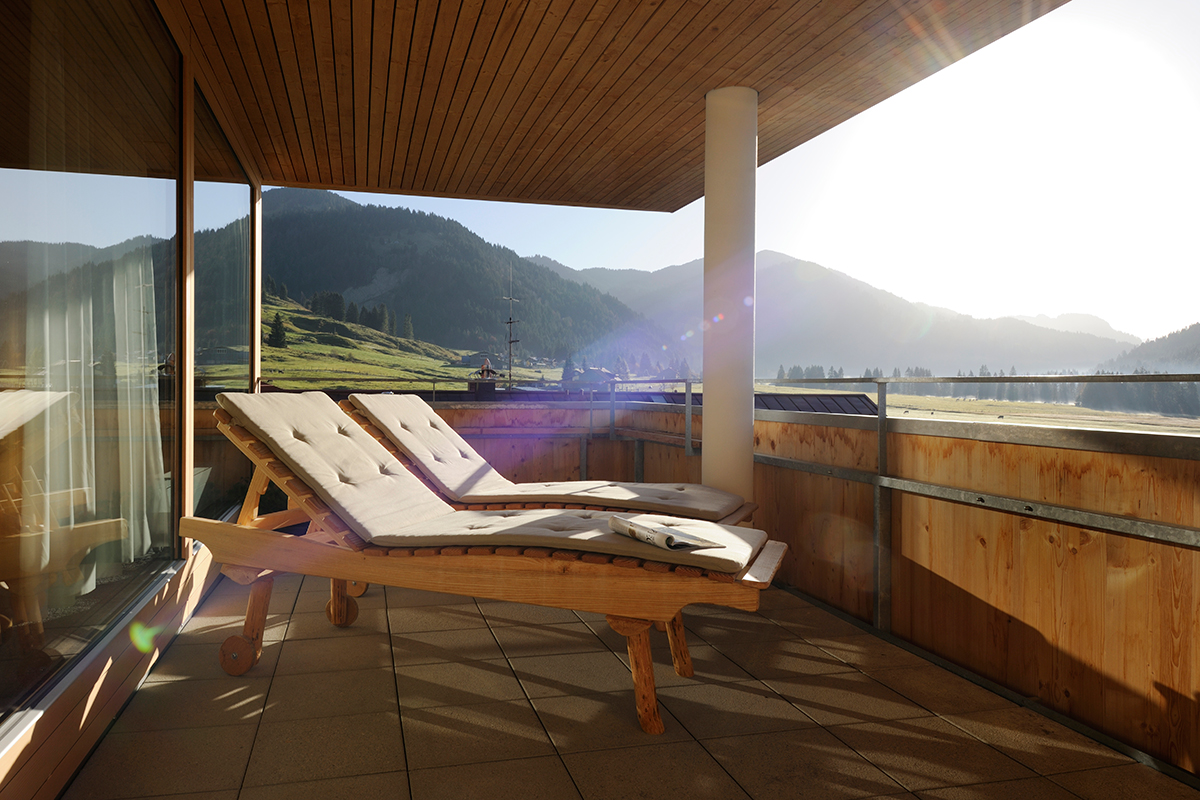 hubertus lodge spa wellnesswochenende bayern
