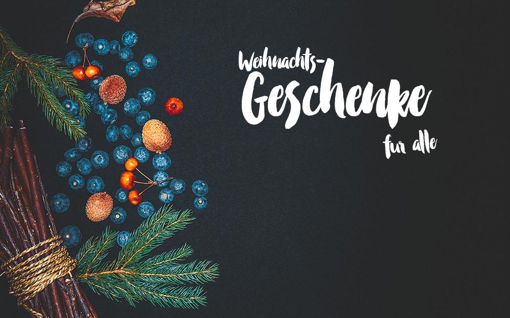 weihnachtsgeschenkefinder