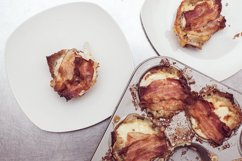 eier speck muffins