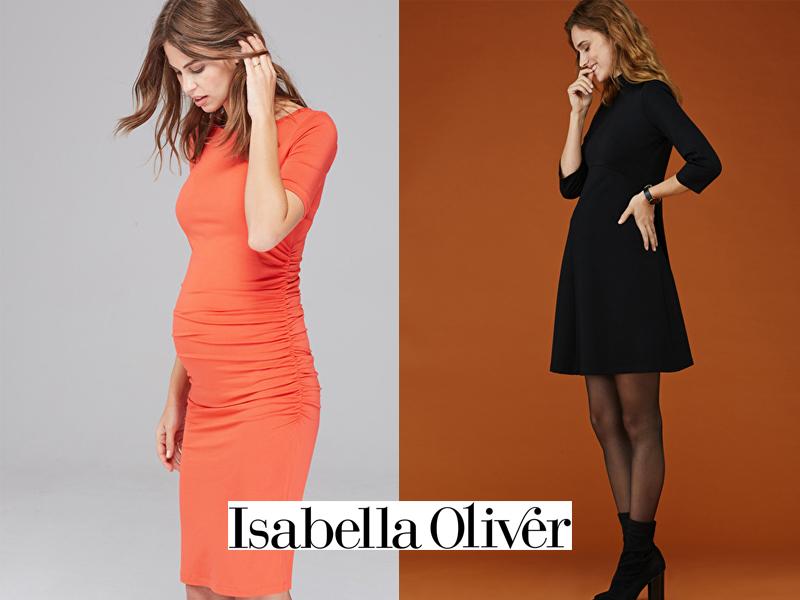 isabella oliver Schwangerschaftsmode