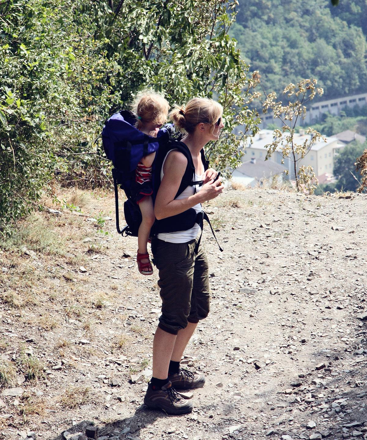 familienurlaub suedtirol wandern mit kindern