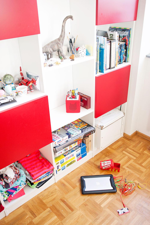 Kinderzimmer Ideen - kleines Kinderzimmer ganz groß ...