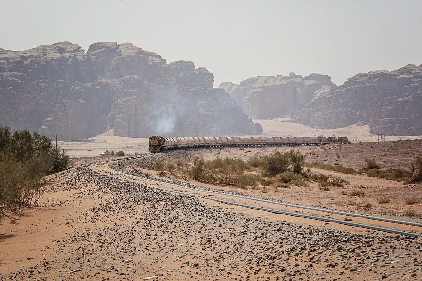 mit kindern nach jordanien reisen hedschasbahn phospat
