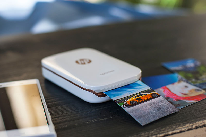 hp sprocket fotodrucker