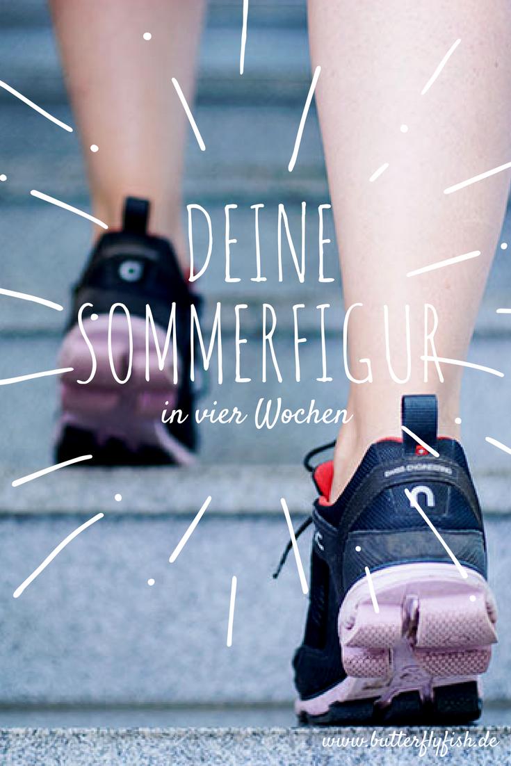 Deine Sommerfigur in vier Wochen