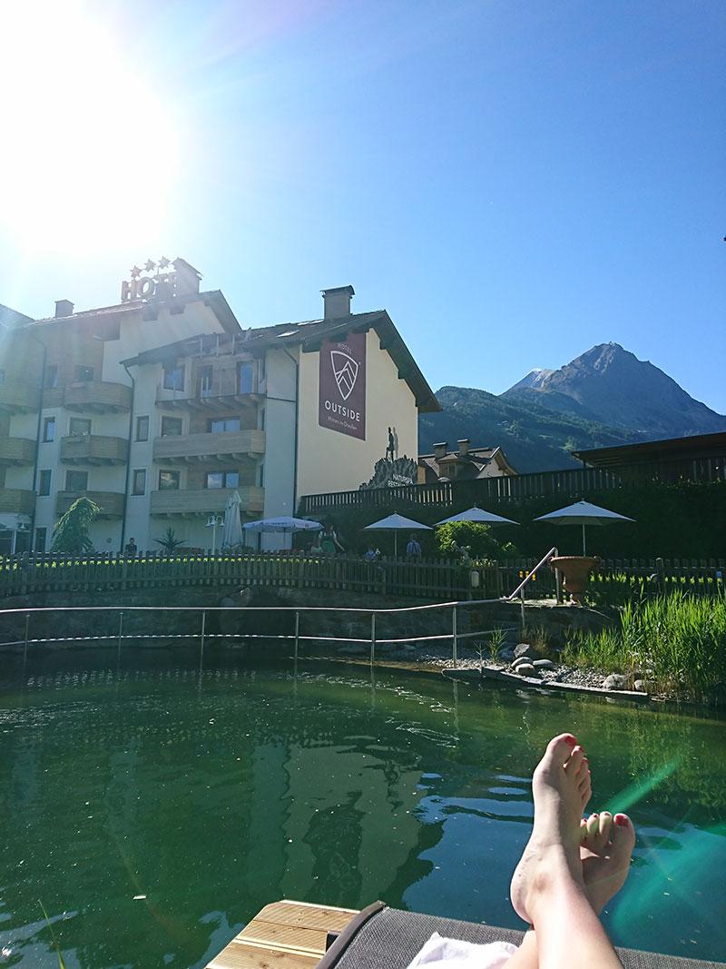 hotel outside nachhaltiger urlaub