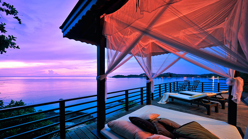 tongsai bay nachhaltige hotels thailand