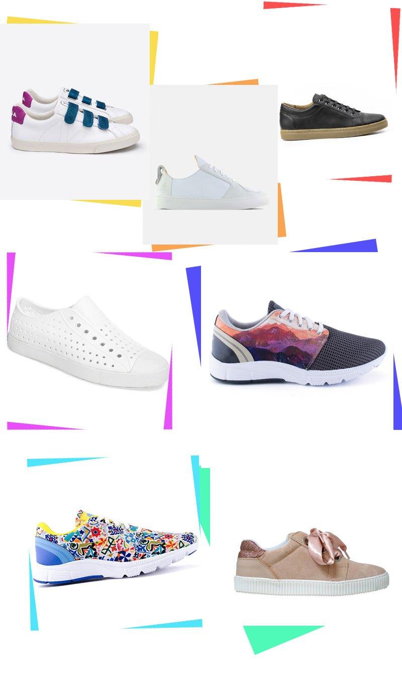 eco sneaker for autumn