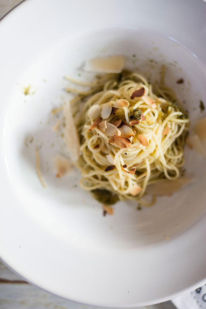 einfache schnelle pasta