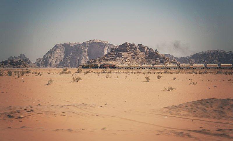 reisetipps jordanien zug
