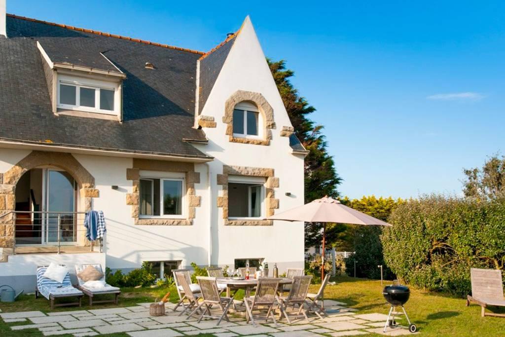 villa des dunes frankreich