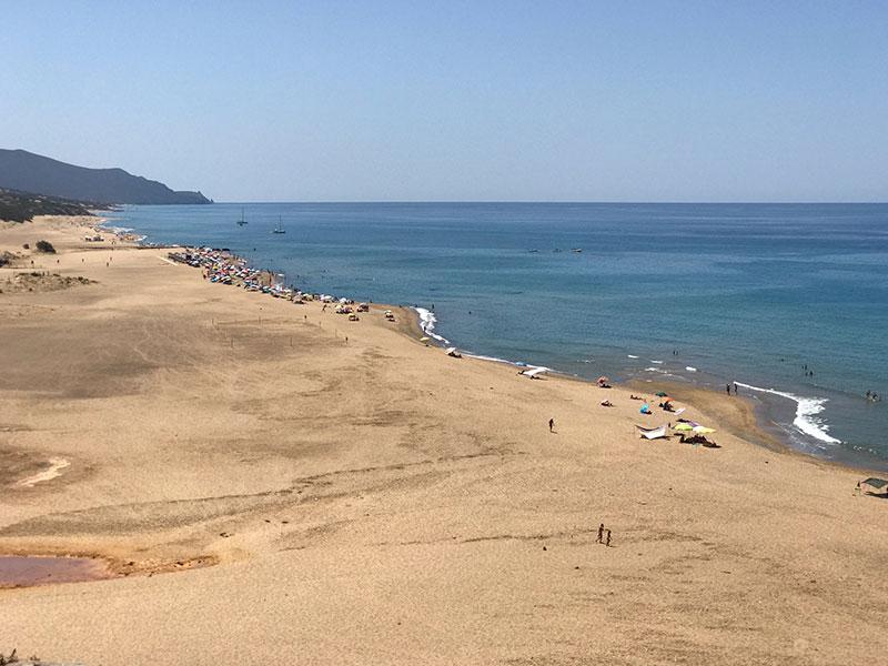 dünen strand sardinien