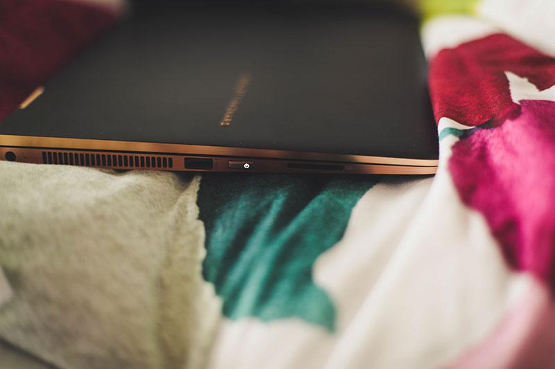 hp spectre notebook für unterwegs