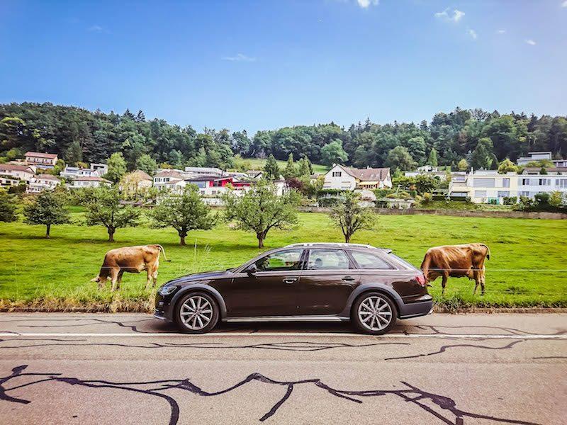 Zuerich mit- kind Audi