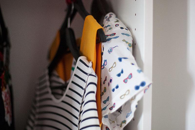 perfekter kleiderschrank
