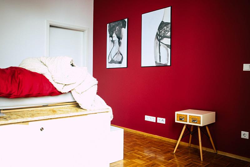 schlafzimmer wandbilder