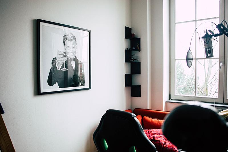 teenagerzimmer wandbilder