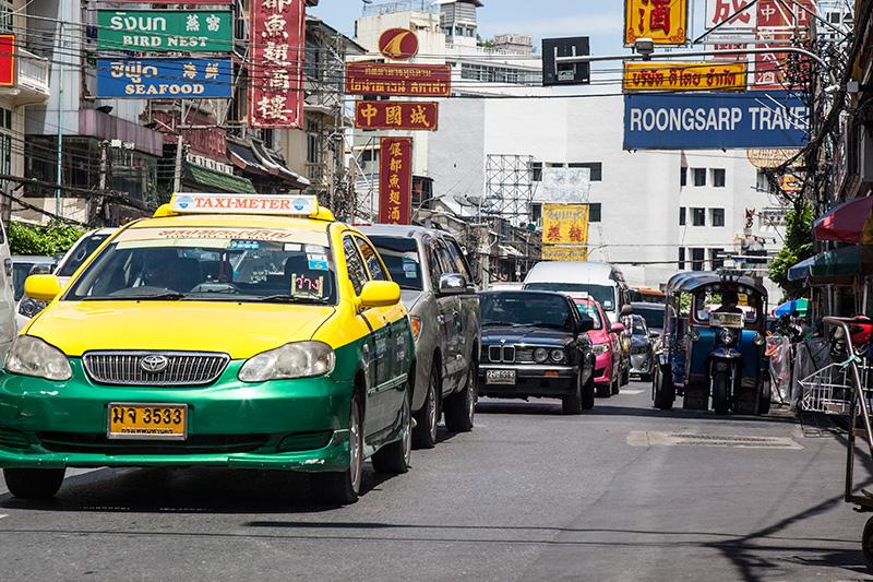 roadtrip thailand bangkok