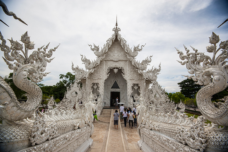 thailand weisser tempel