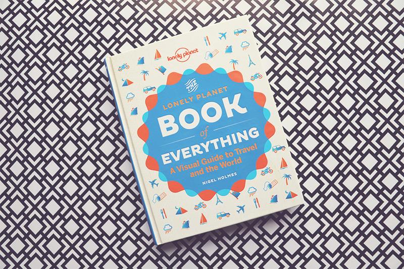 sechs richtige reisebücher book of everything
