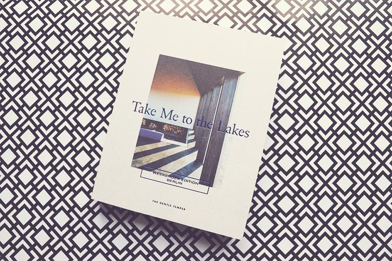 sechs richtige reisebücher take me to the lakes