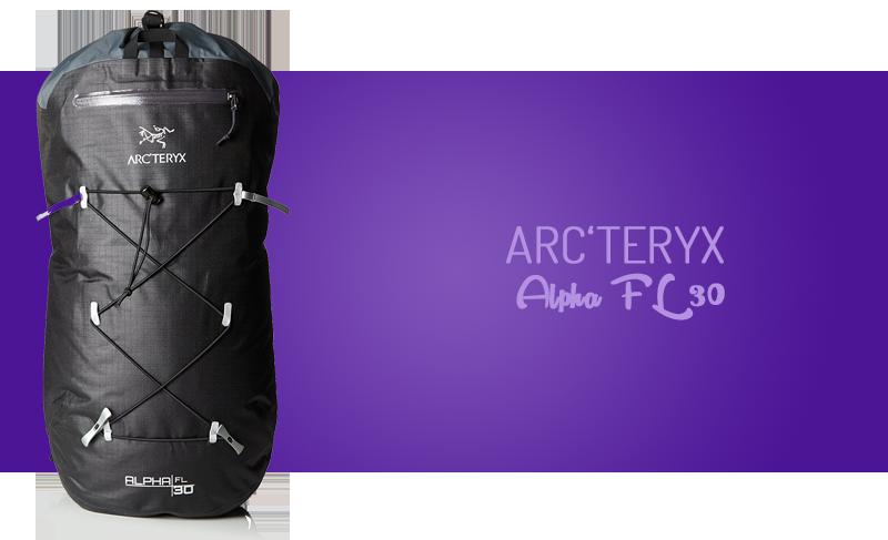 arcteryx daypack