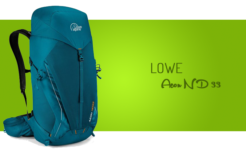lowe alpine nd33 daypack