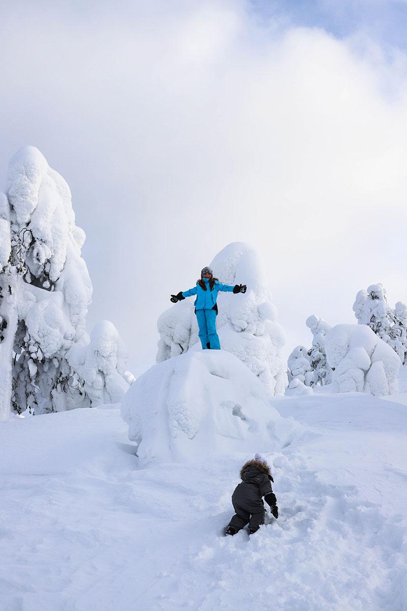 ruka winterwonderland