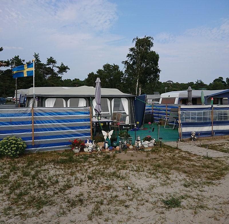 schweden mit dem airstream