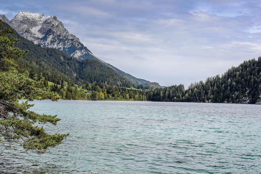 kaiserlodge scheffau - Hintersteiner See
