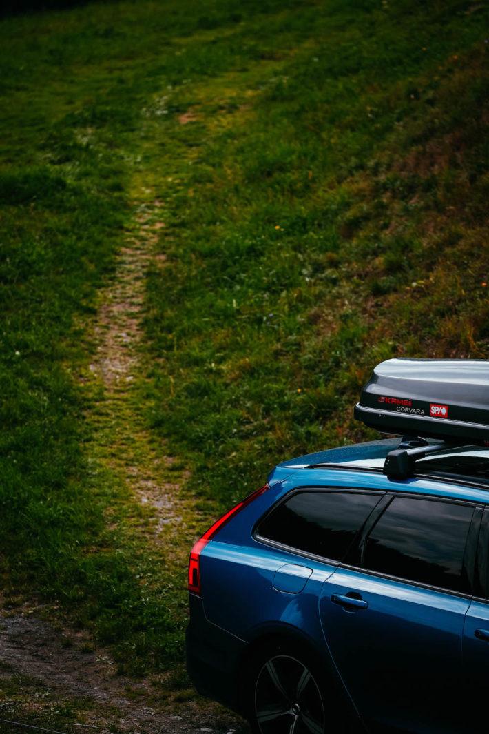 Volvo V90 autoblog