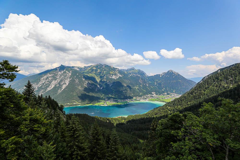 Achensee sommer