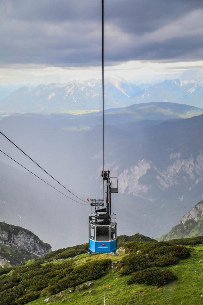 Alpspitzbahn Garmisch Partenkirchen